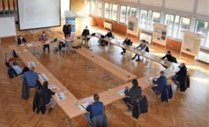 Informationsgespräche, Quelle: WSA Rhein